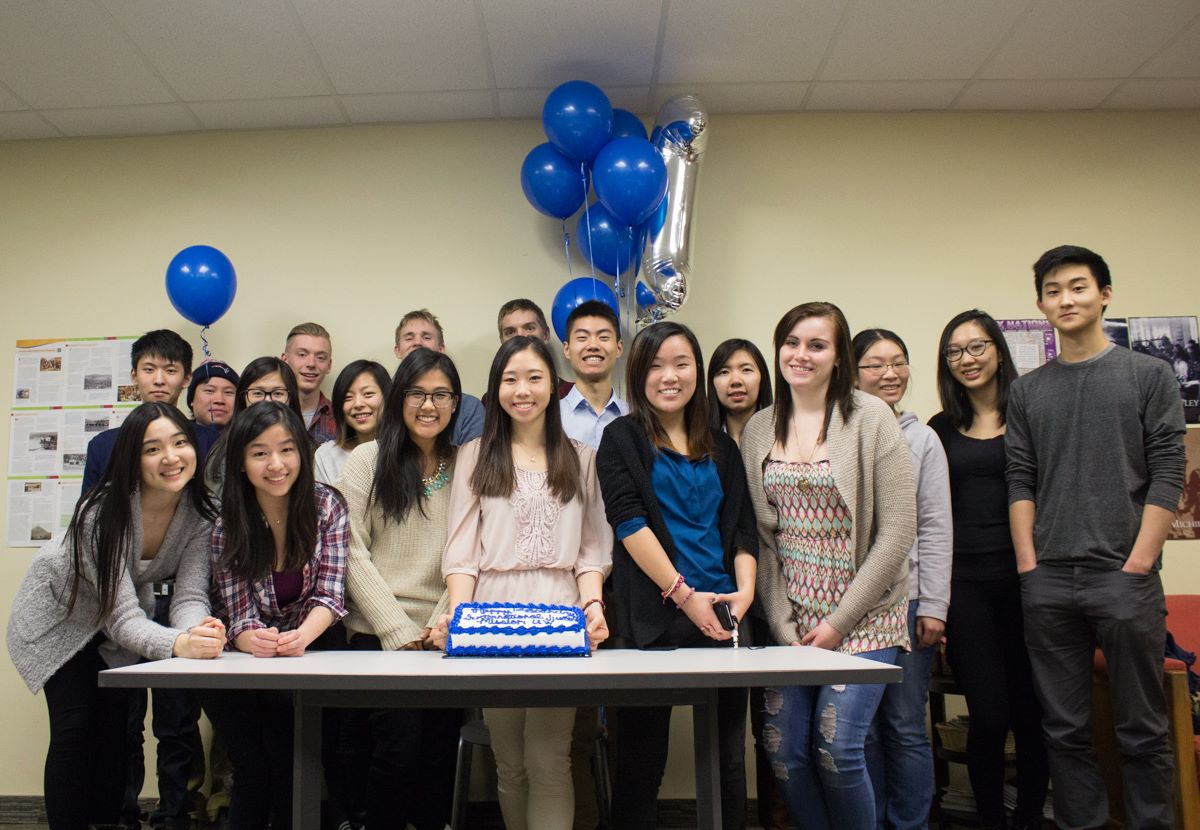 International Justice Mission: University of Waterloo Chapter one-year anniversary celebration